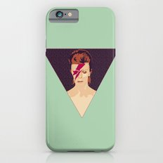 David Bowie/Aladdin Sane iPhone 6 Slim Case
