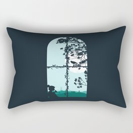 Mad World II Rectangular Pillow