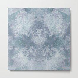Pale Moth Metal Print