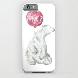 mak 3 iPhone Case