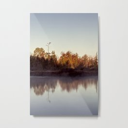 clear morning Metal Print