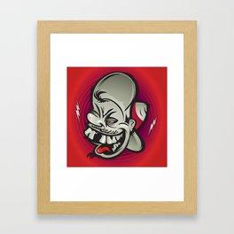GOOFBALL 2 Framed Art Print