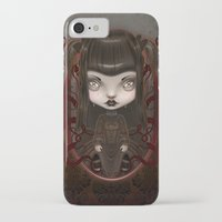 soul iPhone & iPod Cases featuring Soul by Liransz