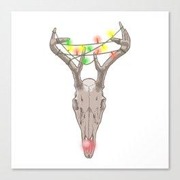 rudolph Canvas Print