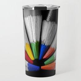 Colour Your Walls Travel Mug