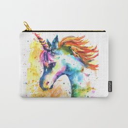 Unicorn Splash Carry-All Pouch