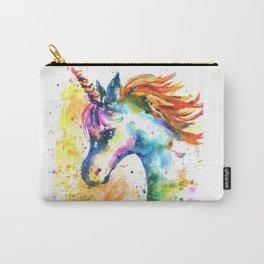 Unicorn Splash Carry-All Pouch