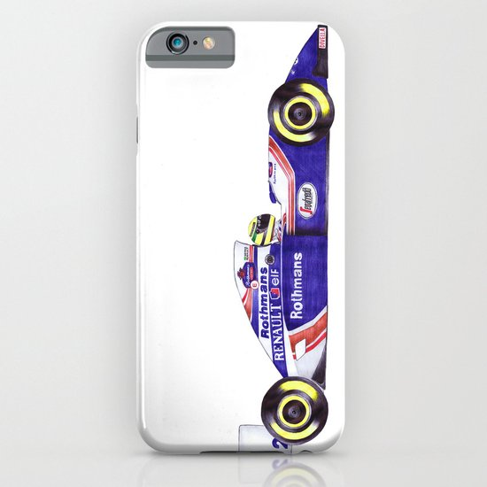 Senna iPhone & iPod Case