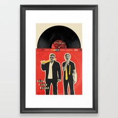 The Nice Guys Framed Art Print