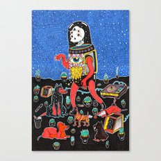 perric Canvas Print