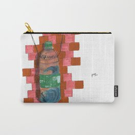 waves in a bottle Carry-All Pouch