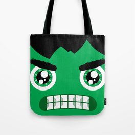 Adorable Hulk Tote Bag