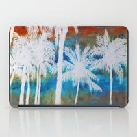 palm trees iPad Cases featuring Palm Trees by Bonnie J. Breedlove