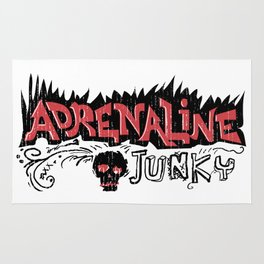 Adrenaline Junky Rug