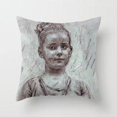 Vanjalina Throw Pillow