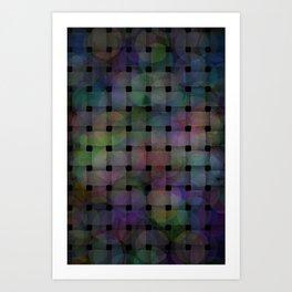 Weave#3 Art Print