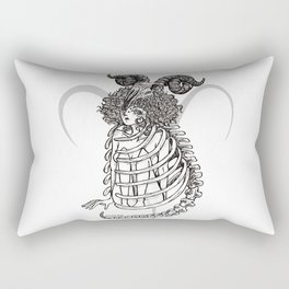 Aries Rectangular Pillow