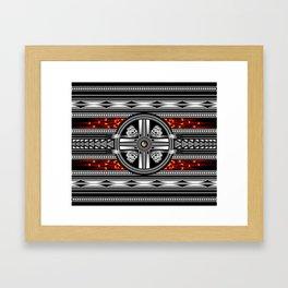 Fire Spirit Framed Art Print