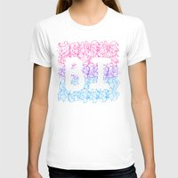 bisexual T-shirts featuring bisexual by thetalkinghair