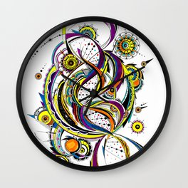 DNA Decoding Wall Clock