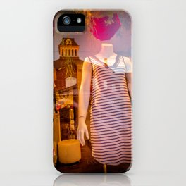 Diffraction 6 iPhone Case