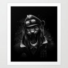 The General Art Print