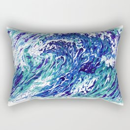 Sea of air Rectangular Pillow