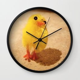 The Cool Chick Wall Clock