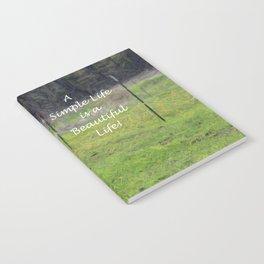 Farm Friends Notebook