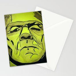 Frankenstein - Halloween special! Stationery Cards