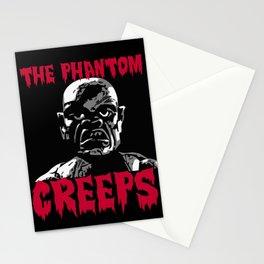 The Phantom Creeps - Robot Stationery Cards