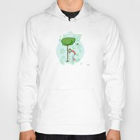 coconut wishes Hoodies featuring Wishes by Giuseppe Lentini