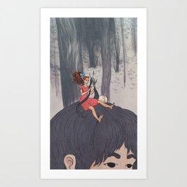 Arrietty Art Print