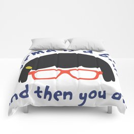 According to Tina... Comforters