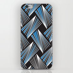 African Tribal Pattern No. 61 iPhone Skin