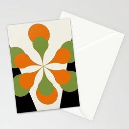 Mid-Century Art 1.4 Stationery Cards