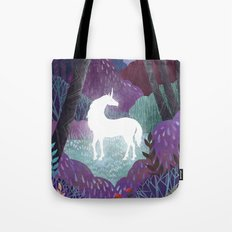 The Last Unicorn Tote Bag