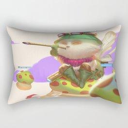 Teemo Rectangular Pillow