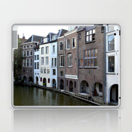 Water and bricks Laptop & iPad Skin