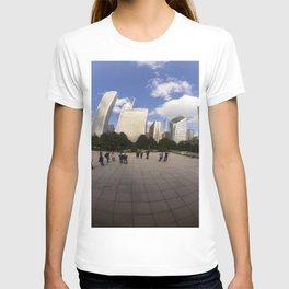 Cloud Gate T-shirt