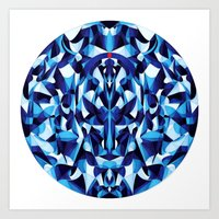 focus Art Prints featuring Focus by Anai Greog