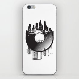 Urban Vinyl iPhone Skin