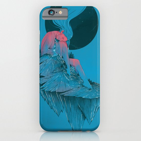 St.Helens In Rest iPhone & iPod Case