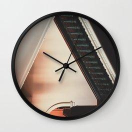 Ypwyrd Pyth Wall Clock