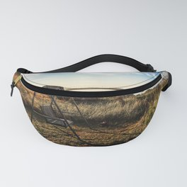 Windswept Swing by the Sea Fanny Pack