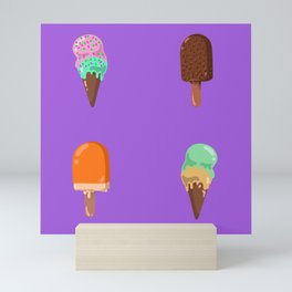 Sugar rush Mini Art Print
