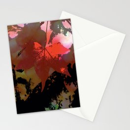 Abstract 283 Stationery Cards