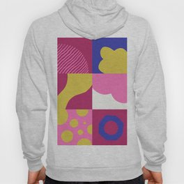 Abstract Naive Composition 003 Hoody