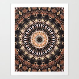 Sequence of Time Art Print