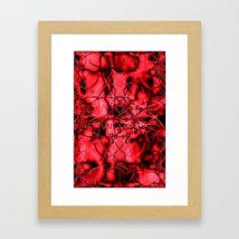 Bloodline Of Hell Framed Art Print